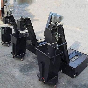 机加工车间集中排屑线全自动排屑机