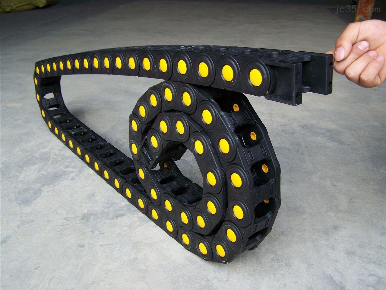 济南桥式尼龙拖链定制批发