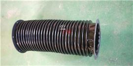 螺旋钢带伸缩保护套材质