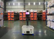 电商行业自主搬运机器人