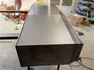 生产钢板机床导轨伸缩护板