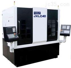 JXLC40双主轴数控立车