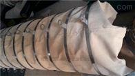 钢带式水泥厂下料除尘输送布袋生产商