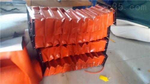 南京方形耐温200度机械通风软连接生产
