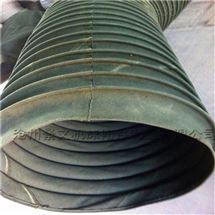 常州耐磨帆布下料口输送伸缩软管