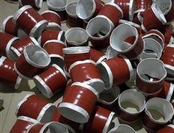 沈阳环保设备耐温800度防火伸缩软管价格
