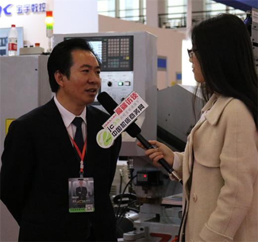 陈文高:以精度定位标准 做高端机床的领路人