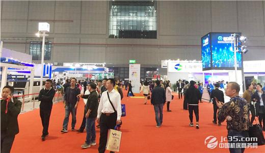 相约上海工博会 机床商务网在1H-C137等你!