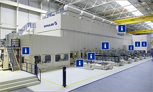 舒勒與保時捷將合資生產車身零部件 聯合打造未來沖壓車間