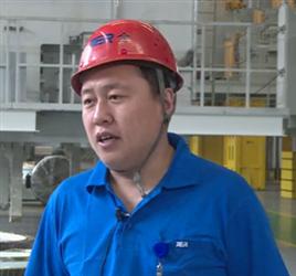 【机床工匠回顾】刘峰:用严谨认真的态度做工作