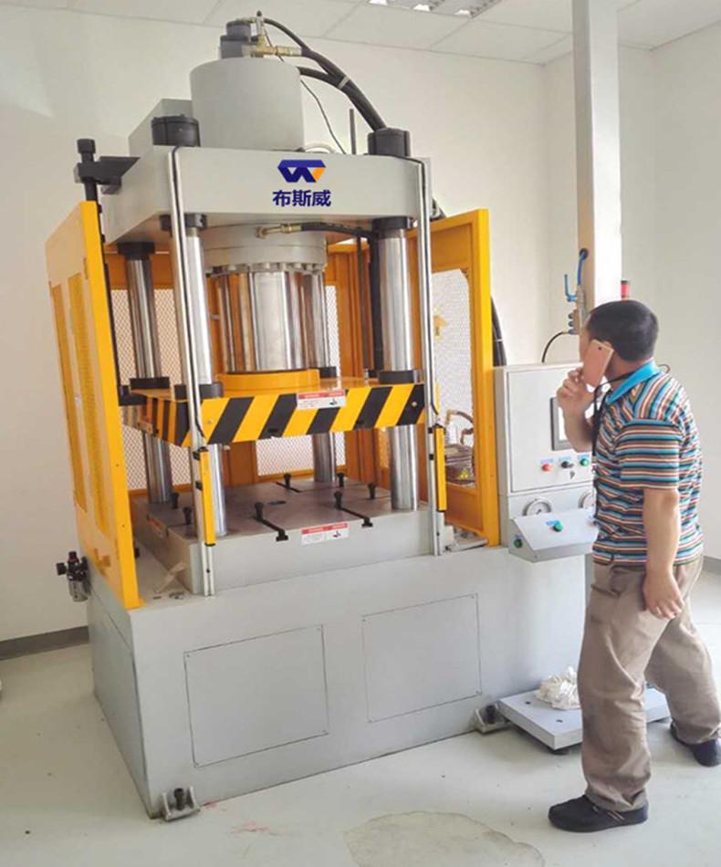 四柱液压机维修 苏州四柱油压机液压缸损坏的原因分析