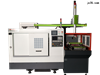 JL320KTT管接头加工数控车床自动化机械手